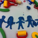 Playdough people